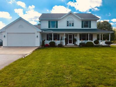 Brown County Single Family Home For Sale: 7597 Us 62