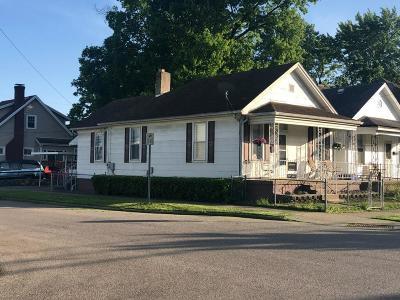 Hamilton Single Family Home For Sale: 853 Greenwood Avenue
