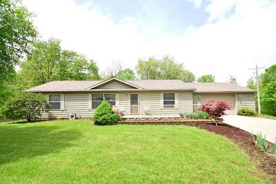 Dillsboro Single Family Home For Sale: 14603 Bear Branch Road