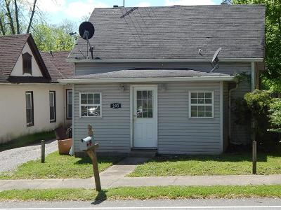 Brown County Single Family Home For Sale: 203 High Street
