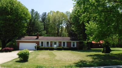 Highland County Single Family Home For Sale: 6444 St Rt 138