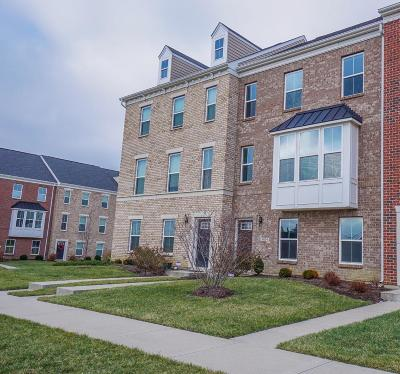 West Chester Condo/Townhouse For Sale: 9614 Union Park