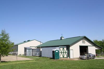 West Harrison Farm For Sale: 313 Bond Road
