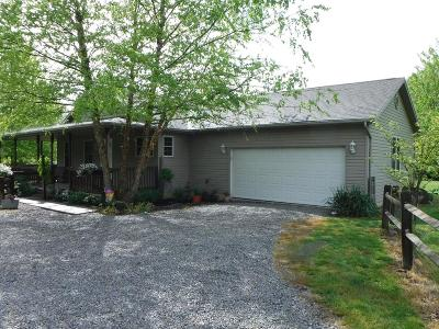 Brown County Single Family Home For Sale: 10646 Tamme Road