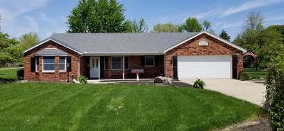 Preble County Single Family Home For Sale: 600 E Lexington Street