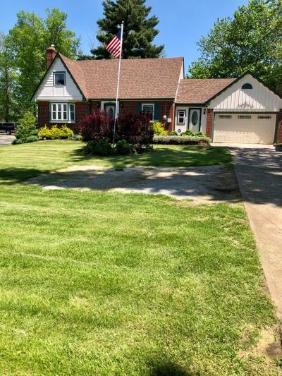 Delhi Twp Single Family Home For Sale: 548 Anderson Ferry Road