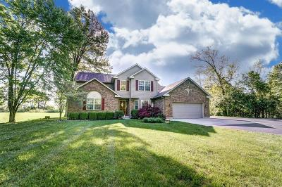 Clermont County Single Family Home For Sale: 4530 Shepherds Way