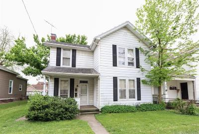 Harrison Multi Family Home For Sale: 412 Harrison Avenue