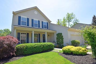 Single Family Home For Sale: 1523 Creekside Road