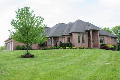 Warren County Single Family Home For Sale: 5155 St Rt 123