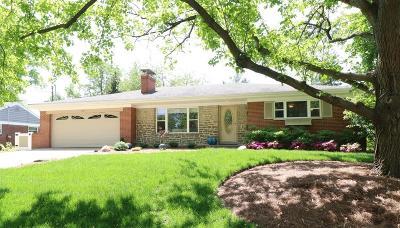 Montgomery Single Family Home For Sale: 7939 Mitchell Farm Lane
