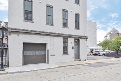 Cincinnati Condo/Townhouse For Sale: 813 Broadway Street #101