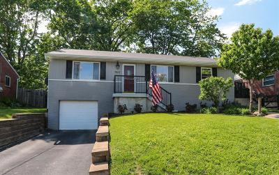 Madeira Single Family Home For Sale: 7237 Berwood Drive