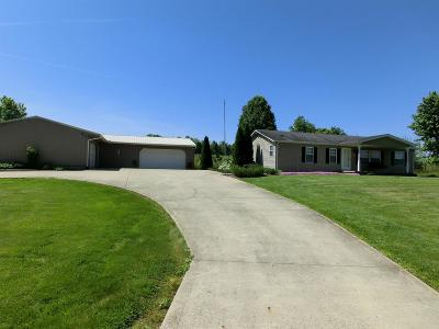Adams County Single Family Home For Sale: 2823 St Rt 73