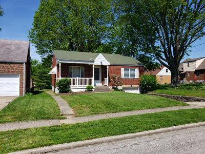Single Family Home For Sale: 3985 Grace Avenue