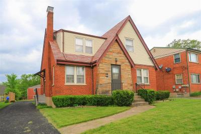 Green Twp Multi Family Home For Sale: 3949 Grace Avenue