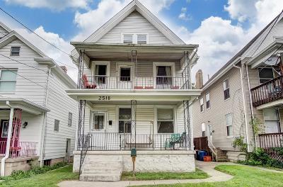 Norwood Multi Family Home For Sale: 2518 Ida Avenue