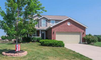 Single Family Home For Sale: 552 Babbling Brooke Drive