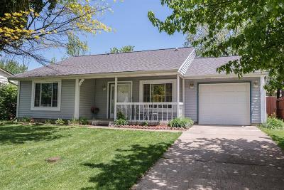 Liberty Twp Single Family Home For Sale: 6454 Anderson Drive