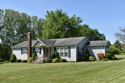 Highland County Single Family Home For Sale: 7201 Hill Road