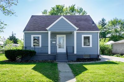 Hamilton Single Family Home For Sale: 1070 S Twelfth Street
