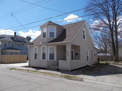 Single Family Home For Sale: 209 N Sycamore Street