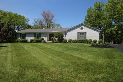 Single Family Home For Sale: 1169 Balmoral Drive