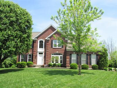 Mason Single Family Home For Sale: 3892 Granite Court