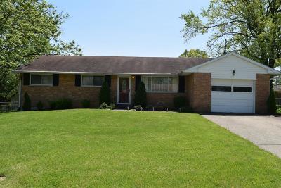 Oxford Single Family Home For Sale: 6171 Vereker Drive