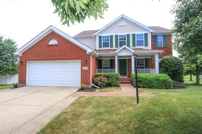 Deerfield Twp. Single Family Home For Sale: 7702 Misty Springs Court