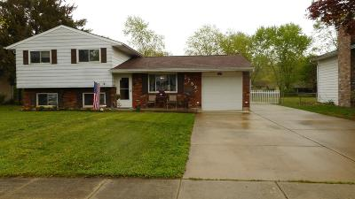Fairfield Single Family Home For Sale: 5752 Lake Superior Drive