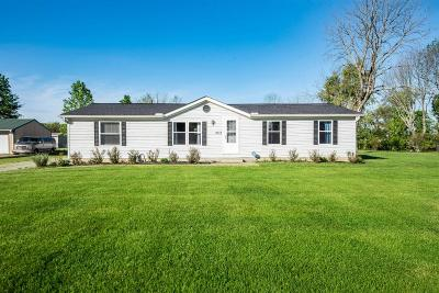 Brown County Single Family Home For Sale: 3512 St Rt 125