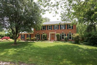 Anderson Twp Single Family Home For Sale: 1504 Vancross Court