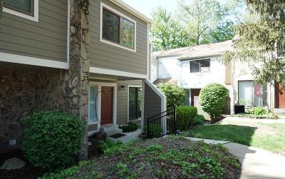 Blue Ash Condo/Townhouse For Sale: 9835 Timbers Drive