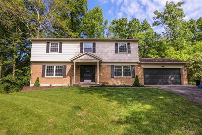 Single Family Home For Sale: 1662 Foxwood Trail