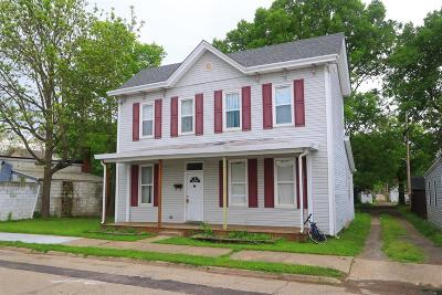 Harrison Single Family Home For Sale: 108 S Vine Street