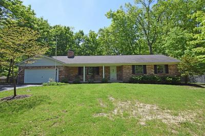 Single Family Home For Sale: 4179 Deepwood Lane