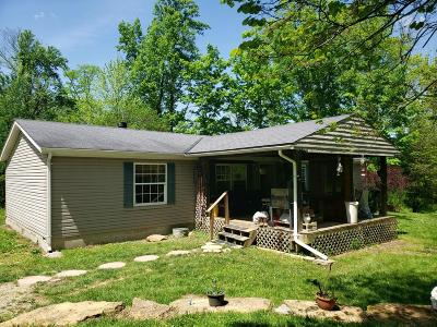 Adams County, Brown County, Clinton County, Highland County Single Family Home For Sale: 2849 Sr 247