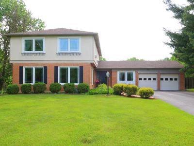 Montgomery Single Family Home For Sale: 11621 Cedarview Drive