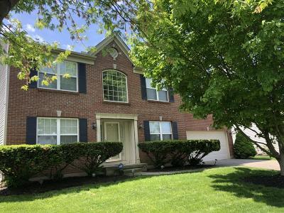 Deerfield Twp. Single Family Home For Sale: 7757 Hunt Club Drive