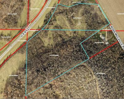 Ross Twp Residential Lots & Land For Sale: 2721 Ross Millville Road