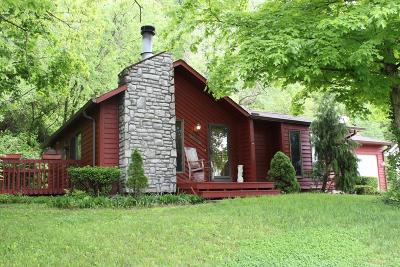 Single Family Home For Sale: 5633 Sheed Road