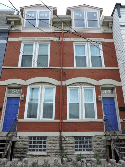 Clifton Multi Family Home For Sale: 54 W McMillan Street