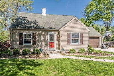 Hamilton Single Family Home For Sale: 1622 Brookcrest Drive