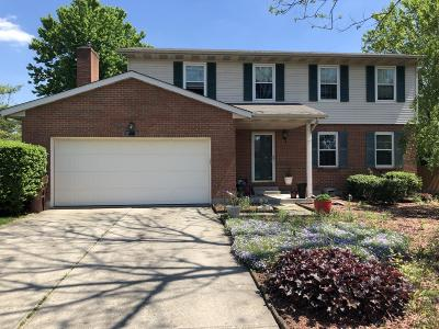 Fairfield Single Family Home For Sale: 45 Wyngate Court