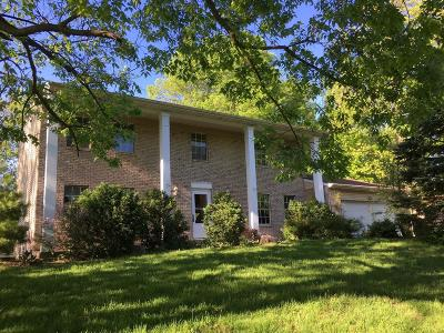 West Chester Single Family Home For Sale: 7561 Tanglewood Lane