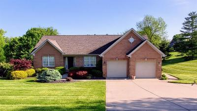 Green Twp Single Family Home For Sale: 5472 West Fork Road