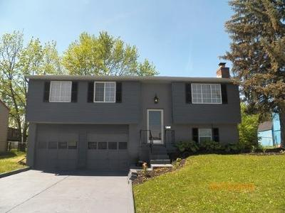 Forest Park Single Family Home For Sale: 1381 Keyridge Drive