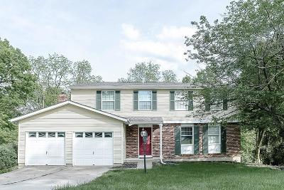 Deerfield Twp. Single Family Home For Sale: 3771 Wood Trail Drive