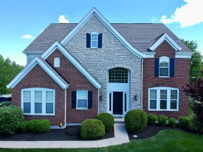 Clermont County Single Family Home For Sale: 1208 Saddletop Ridge